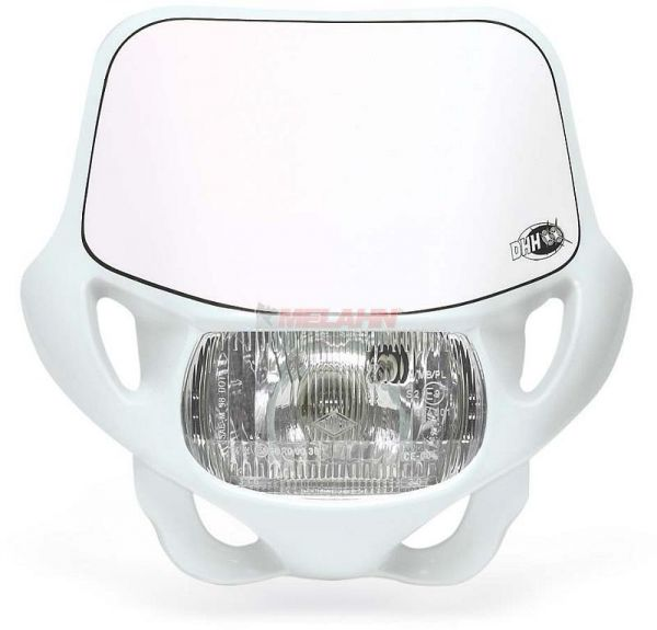 ACERBIS Lampe: DHH, weiß