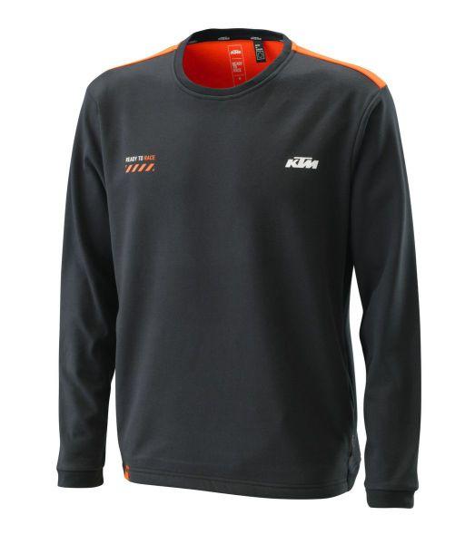 KTM Sweater: Pure Style, schwarz