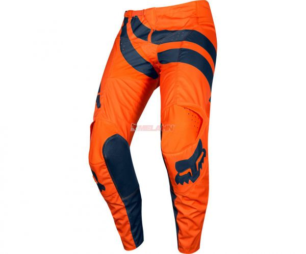 FOX Youth Hose: 180 Cota, orange