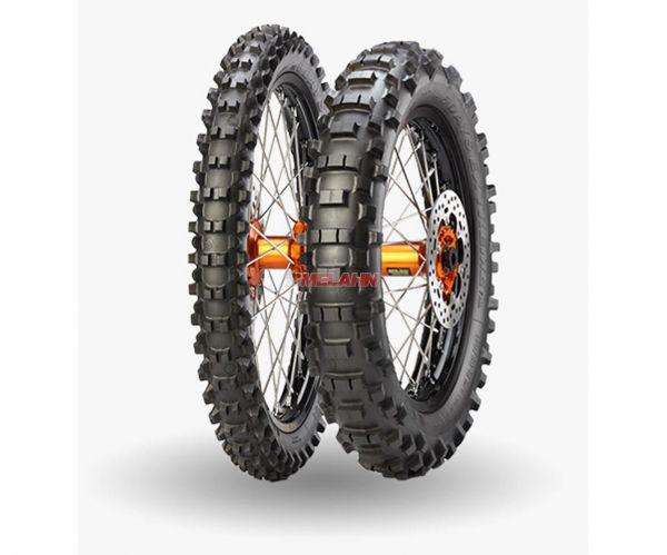 METZELER Reifen: 6 Days Extreme 140/80-18 Soft (mit Straßenzulassung)