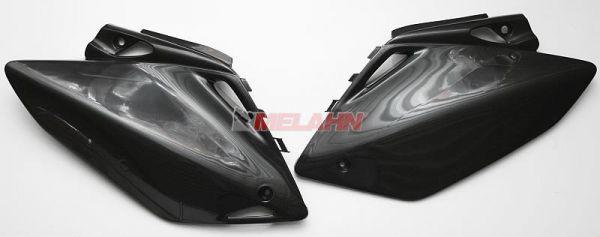 UFO Seitenteile (Paar) CRF 450 05-06, schwarz