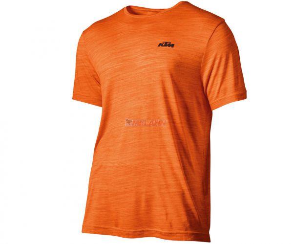 KTM T-Shirt: Pure Style, orange
