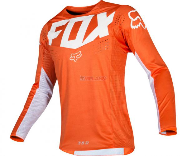 FOX Jersey: 360 Kila, orange