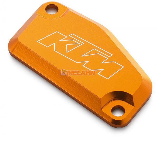 KTM Aluminium-Deckel Geberzylinder-Kupplung 65/85 SX 14- / Freeride, orange