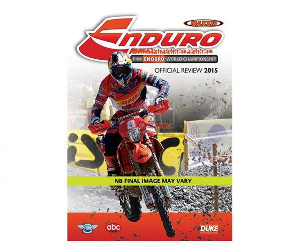 DVD: Enduro WM 2015, Laufzeit ca. 89 Minuten