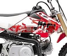 FX Tankdekor Hit Man XR 50 00-03