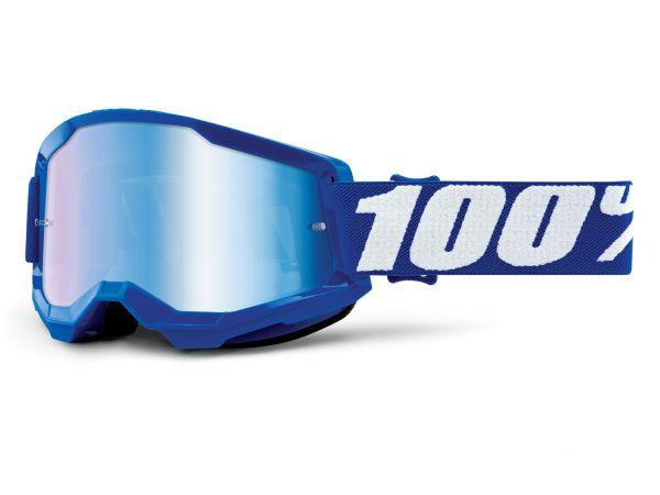 100% Brille: Strata 2, blue