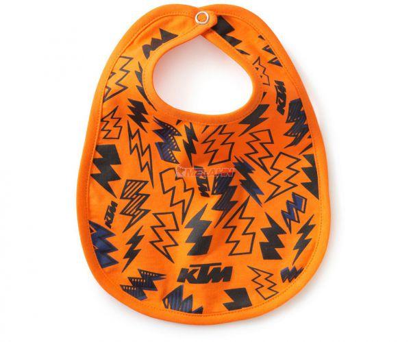 KTM Baby Lätzchen: Radical, orange