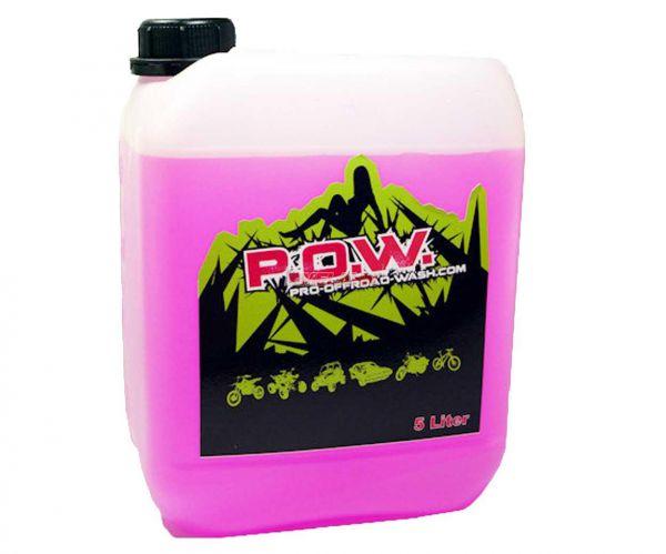 P.O.W. Bike-Reiniger, Waschkonzentrat 5 Liter