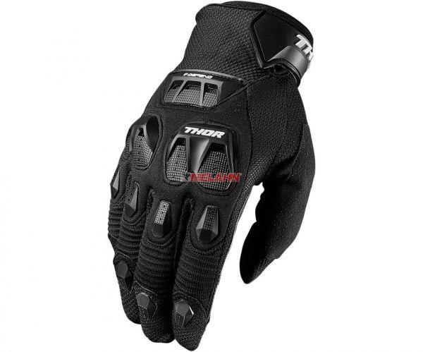THOR Handschuh: Defend, schwarz