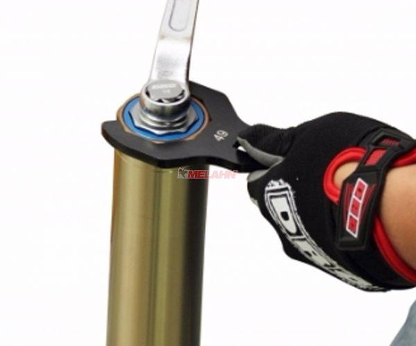 DRC Gabelschlüssel: für Druckstufenventil SHOWA