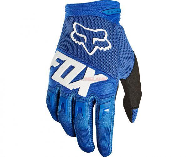FOX Kids Handschuh: Dirtpaw Race, blau