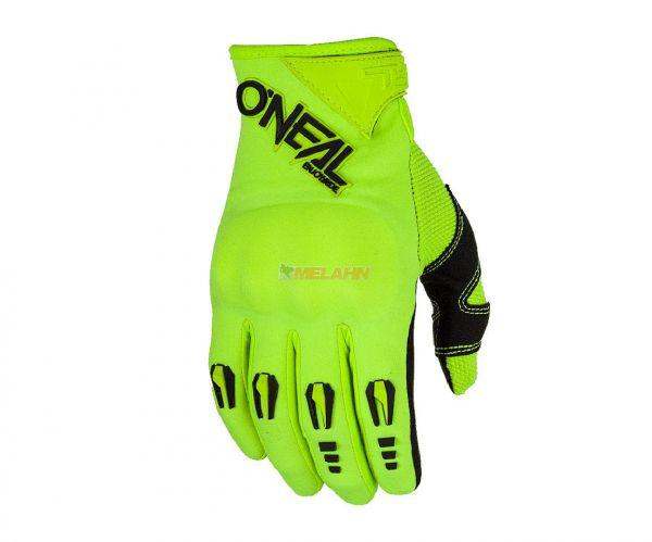 ONEAL Handschuh: Hardware, Iron, neon-gelb