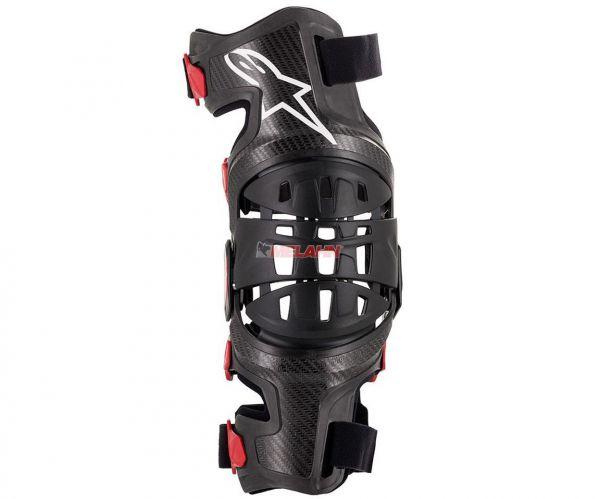 ALPINESTARS Knee-Brace (RECHTS): Bionic-10 Carbon