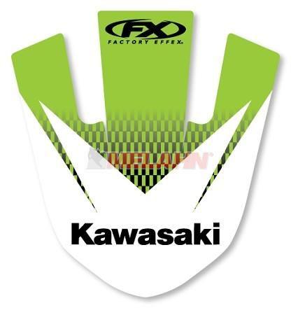 FX Aufkleberkit Vorderradkotflügel KXF 250 09-16 / 450 09-15