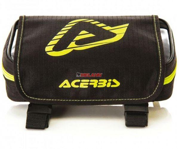 ACERBIS Werkzeugtasche: Portattrezzi, schwarz/neon gelb