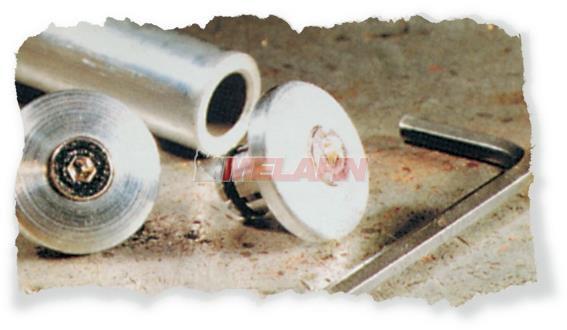 MT Aluminium-Lenkerstopfen (Paar), 13,8mm