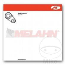JM Kettensatz/Kettenkit X-Ring 125 Duke 11- / RC 125 14-, 14/45 Zähne