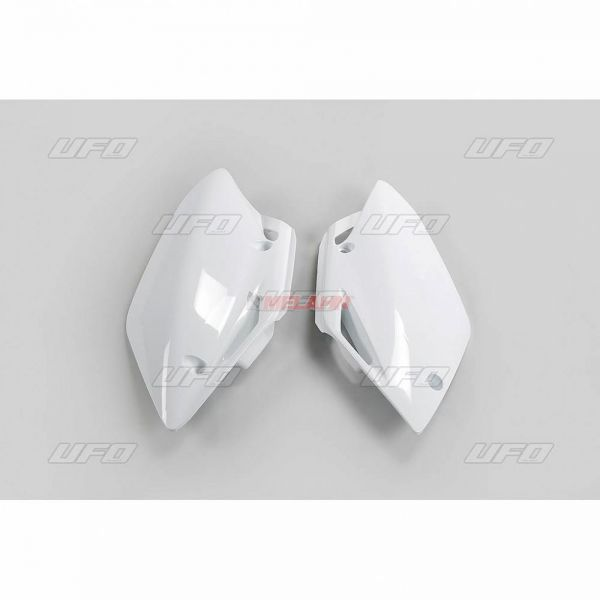 UFO Seitenteile (Paar) CRF 150 07-, weiß