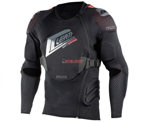 LEATT Protektorenhemd: Body Protector 3DF Airfit, schwarz