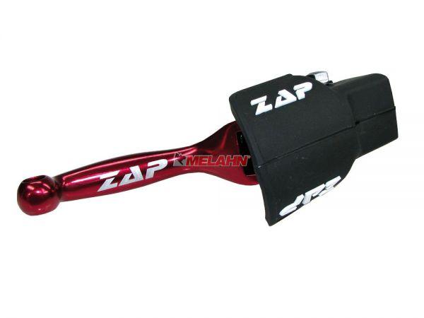 ZAP Flex-Bremshebel KX/KXF/RM/RMZ/WR/YZ/YZF, rot