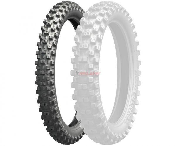 MICHELIN Reifen: Tracker 80/100-21 (mit Straßenzulassung)
