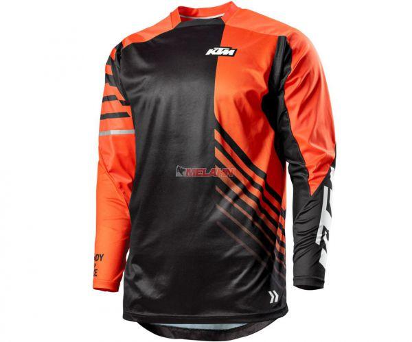 ONEAL Mayhem Lite Split MX Jersey Trikot lang grau//schwarz//orange 2018 Oneal