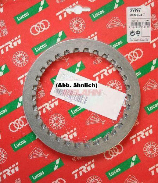 LUCAS Stahlscheiben-Set KX 250 92-08