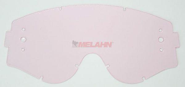 FLIPPER E-Glas Roll Off OAKLEY L-Frame, anti-fog-kratzfest, klar