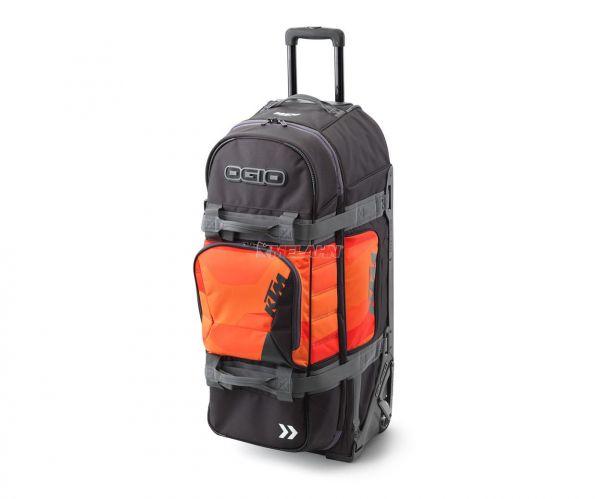 KTM Tasche: Orange Travel Bag 9800, schwarz/orange