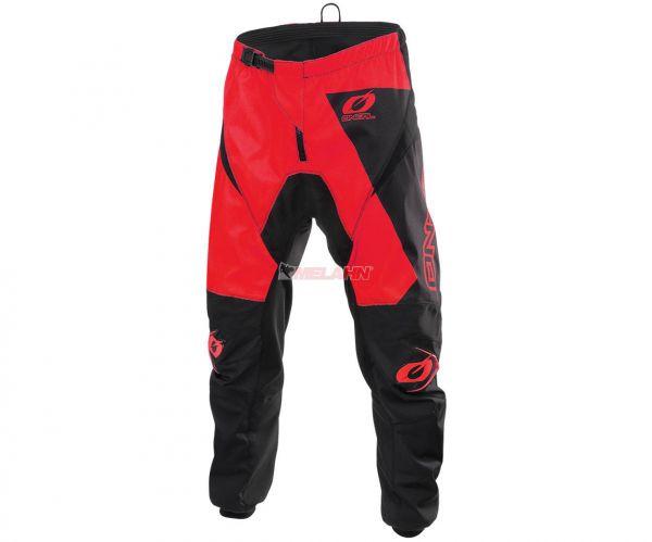 ONEAL Hose: Matrix, rot/schwarz