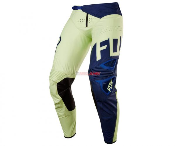 FOX Hose: Flexair Libra Foxborough Limited Edition, navy/gelb
