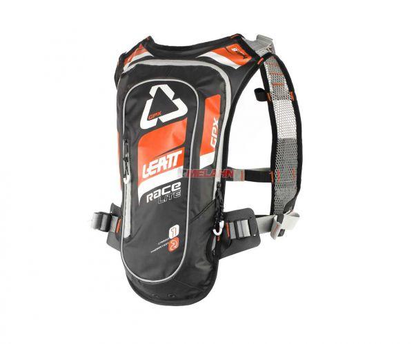 LEATT Trinkrucksack: 2.0 Race HF 2 Liter, orange