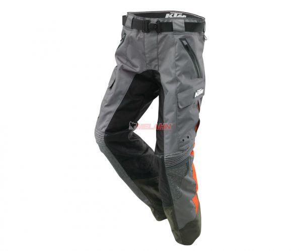 KTM Hose: Rally, grau/schwarz