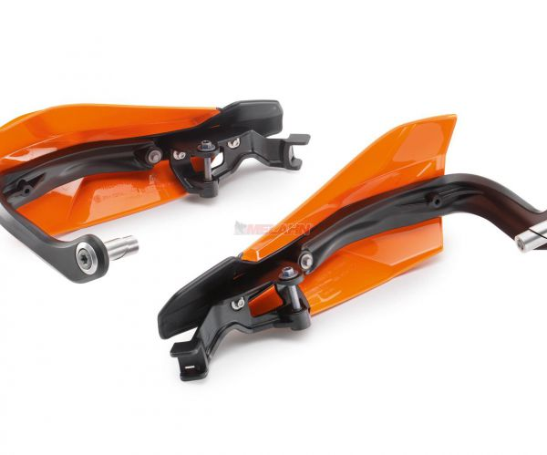 KTM Handschutzbügel-Kit (Paar) Kunststoff, schwarz