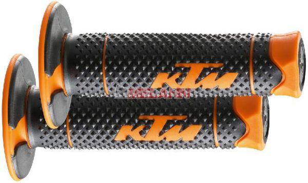 KTM Griff (Paar): 2 Komponenten ab 2013, schwarz/orange