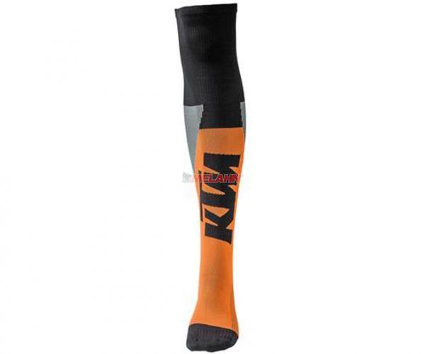 KTM Knee-Brace Socke (Paar), schwarz/orange