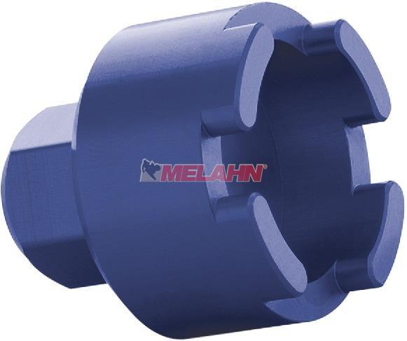 KTM Schraubkappen Demontage Werkzeug SX 07-, blau