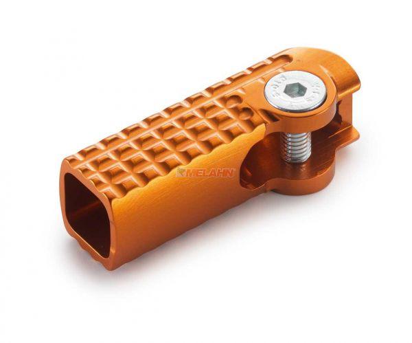 KTM Auftritt für Schalthebel breit, orange