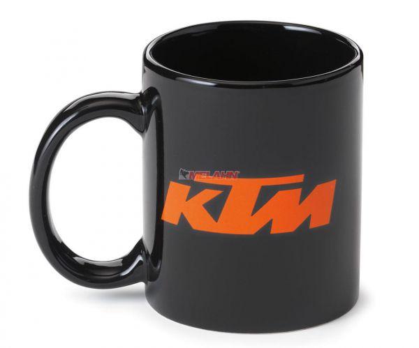 KTM Tasse, schwarz