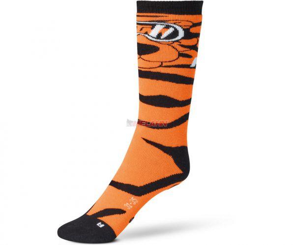 KTM Kids-Socken: Radical, orange/schwarz