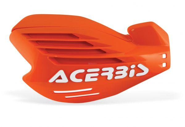 ACERBIS Handprotektor (Paar): X-Force, orange2016