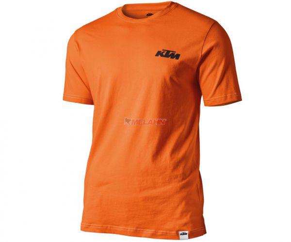 KTM T-Shirt: Racing, orange