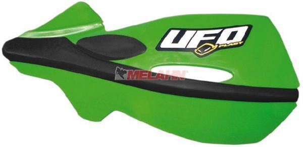UFO Handprotektor (Paar): Patrol, grün05