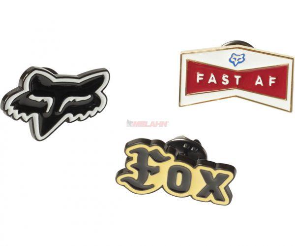FOX Flat Track Pin pack, multi