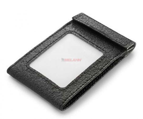 KTM Kartentasche zum Aufkleber oder Aufnähen, schwarz