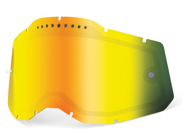 100% Spiegel-Doppelglas vented Generation 2, gold