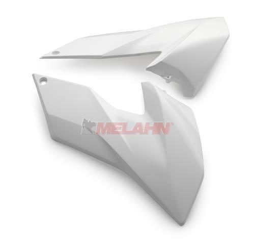 KTM Spoiler (Paar) Freeride 12-, weiß