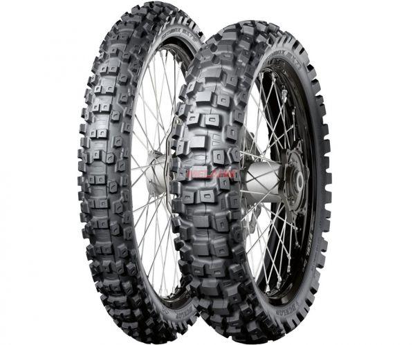 DUNLOP Reifen: MX-71, 110/90-18