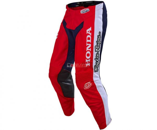 TROY LEE DESIGNS Hose: Honda GP, rot/weiß